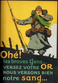 affiche patriotique